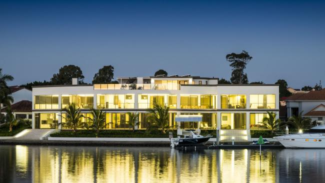 Lavish Gold Coast mansion sells for $8 million after its asking price is slashed by half
