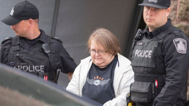 Canadian nurse charged with eight murders
